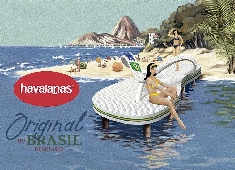 HELLO WORLD! WELCOME TO TERRITORIO HAVAIANAS