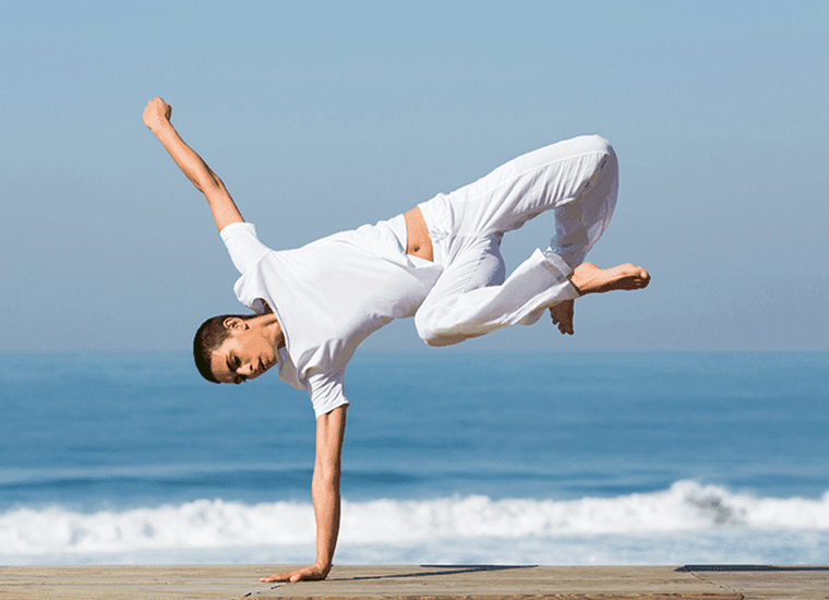 CAPOEIRA: MUCH MORE THAN JUST A SPORT