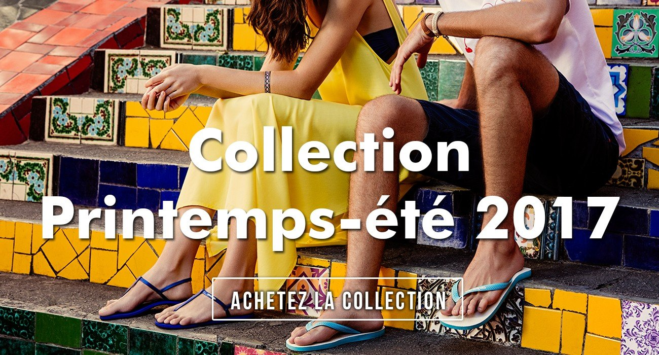 Collection printemps-été 2017