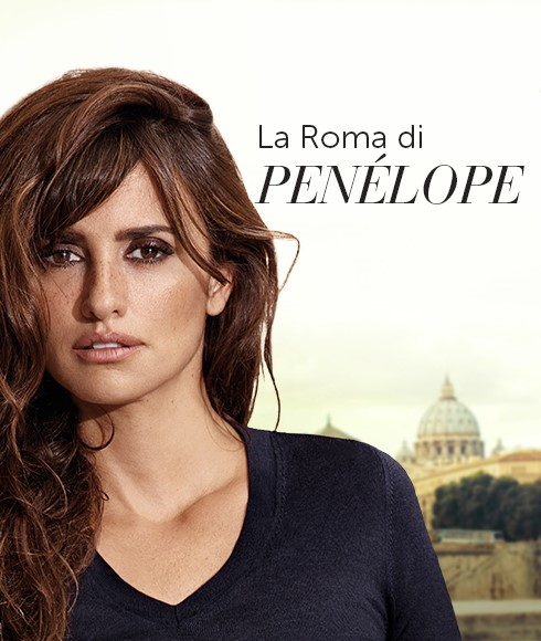 Penélope in Rome: the Eternal City is stage of the new Carpisa collection
