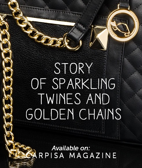 Storie of sparkling twines and golden chains